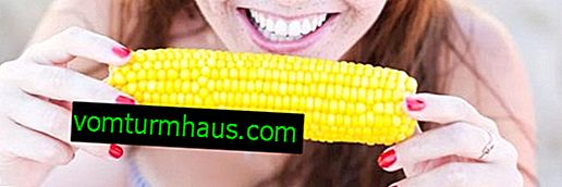 Corn Diæt.  Fordelene og skadene ved at tabe sig