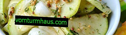 Una ricetta veloce per zucchine salate croccanti in 5 minuti