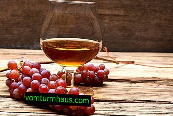 Как да си направим домашен гроздов коняк