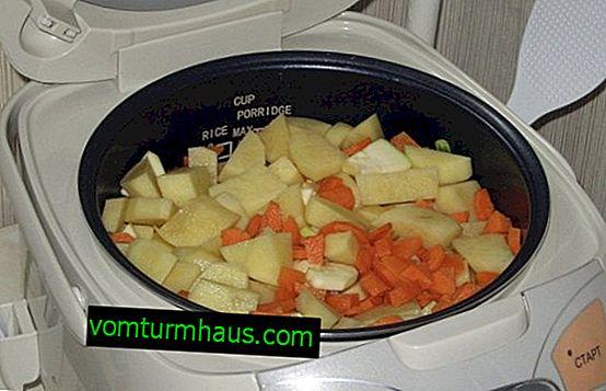 Características de cocinar papas en una olla de cocción lenta