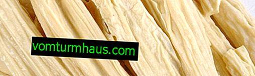 Sojaspargel: Nutzen und Schaden, Verwendung beim Kochen