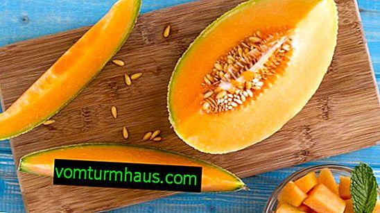 Avec quoi tu peux manger du melon