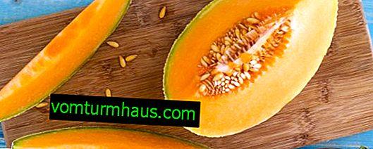 Melona ob hujšanju: koristi in škoda