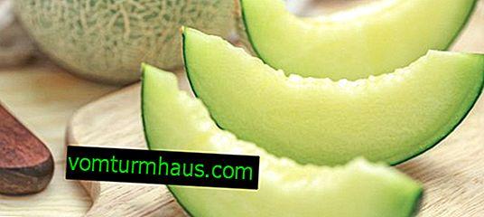 Je možné pro kojící matku meloun