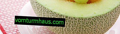 Cechy jedzenia melona w zapaleniu trzustki
