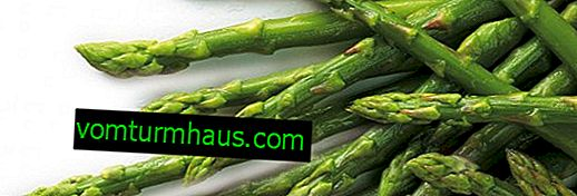 What is asparagus and how does it look