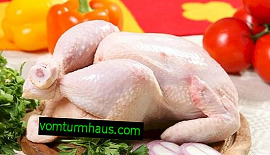 Fördelarna med och skadorna på kycklingkött, sammansättning och kalorier