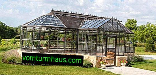 Funktioner och tillverkning av vackra växthus
