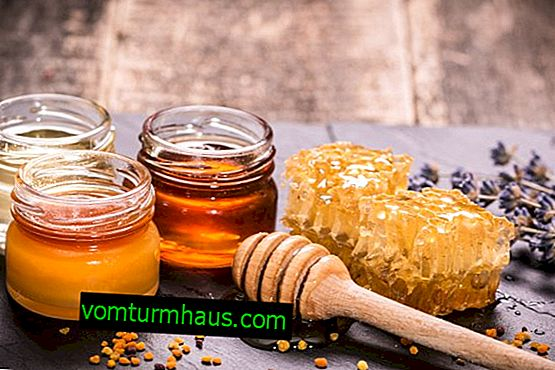 What is honey good for men?