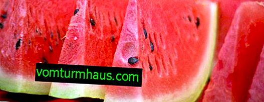 Fördelarna och skadorna av att dricka vattenmelon vid pankreatit