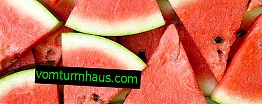 Hvad er en vandmelon: frugt, bær eller grøntsag?