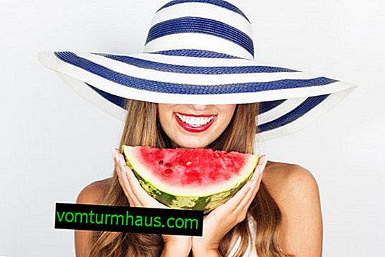 Proč je meloun pro ženy dobrý