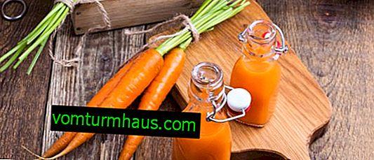 Les avantages et les inconvénients du jus de carotte du rhume pour les enfants