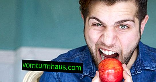 Æbler: fordelene og skadene for mænds helbred
