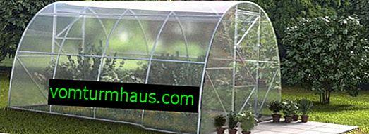Vlastnosti sklizně Elite Greenhouse