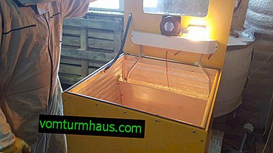 DIY tepelná komora pro zpracování včel