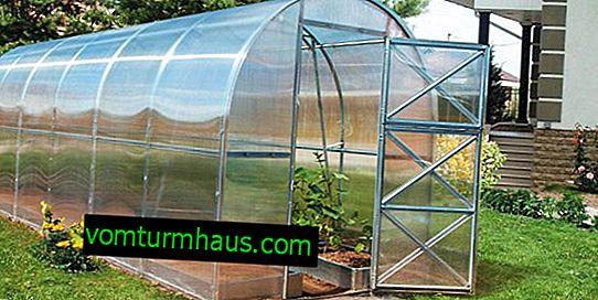 """Funktioner i växthuset """"Sommarstuga"""" och hur man gör det hemma"""