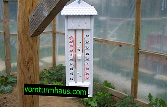 Optimal temperature in the greenhouse
