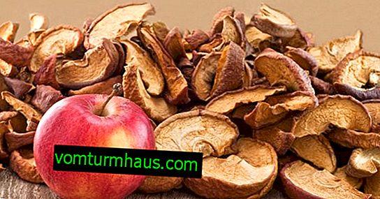 Jak si vyrobit sušená jablka doma