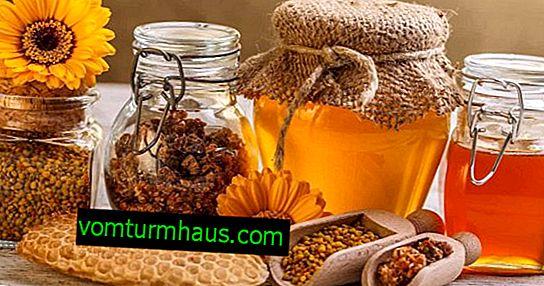 ผลิตภัณฑ์น้ำผึ้งภูมิคุ้มกัน