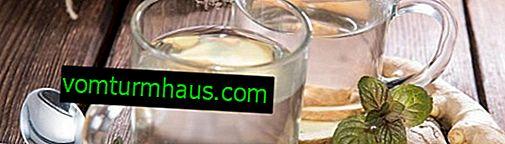 Kaj je koristna ingverjeva voda: načini kuhanja