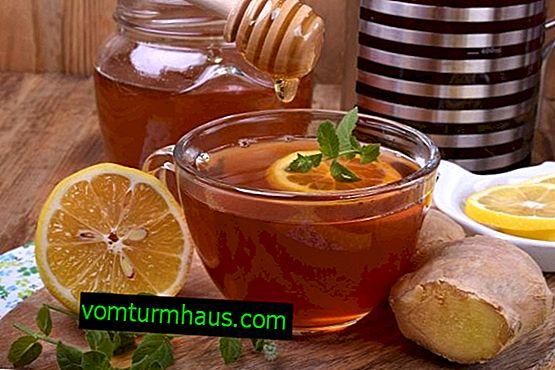 Čaj od đumbira-limuna: kako pravilno pivati i piti