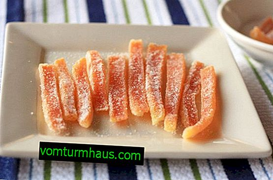Kako kuhati ingver v sladkorju doma