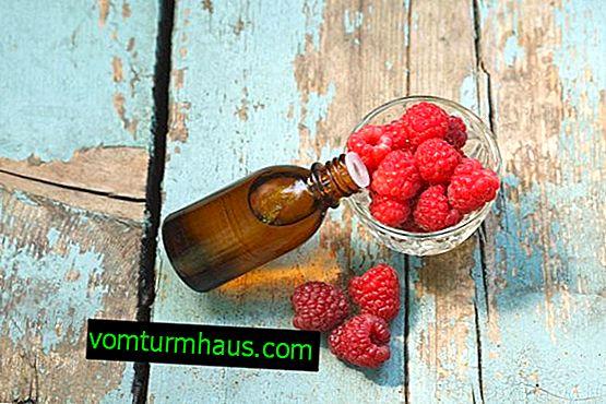 Hallonfrönolja: egenskaper, fördelar och skador