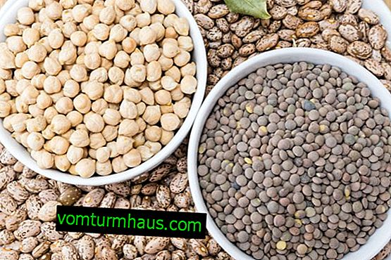 Are chickpeas and lentils the same thing or not?
