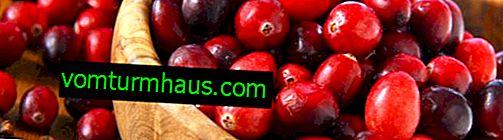 Výhody a poškodenie brusnicovej šťavy