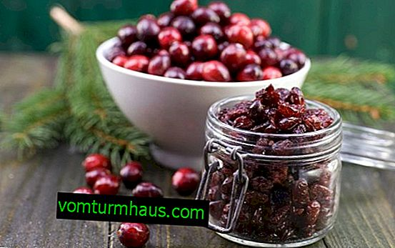 The benefits and harms of dried and dried cranberries