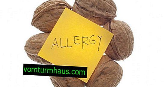 Alergija na orah