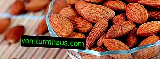 Behandling och förebyggande av en allergisk reaktion på mandlar