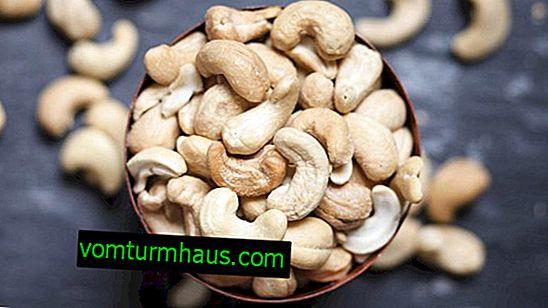 Hur mycket kan och bör du äta cashewnötter per dag