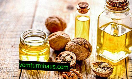 Comment prendre de l'huile de noix pour améliorer l'état des cheveux