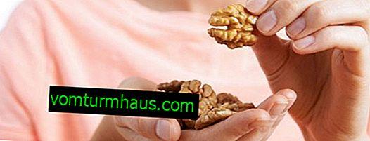 Cómo usar nueces de manera beneficiosa
