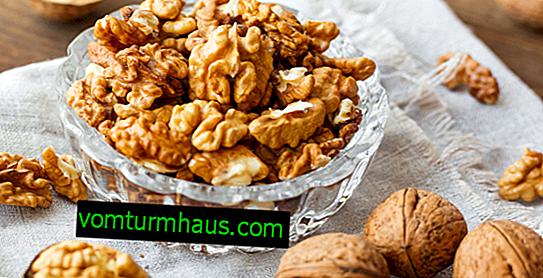 Vad händer om du äter mycket valnötter