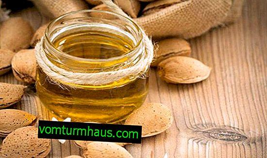 Fördelarna och skadorna av mandelolja, hur man använder den i matlagning och medicin
