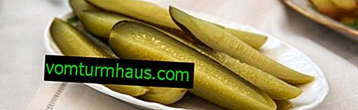 Pickled cucumbers: benefits and harms for the human body