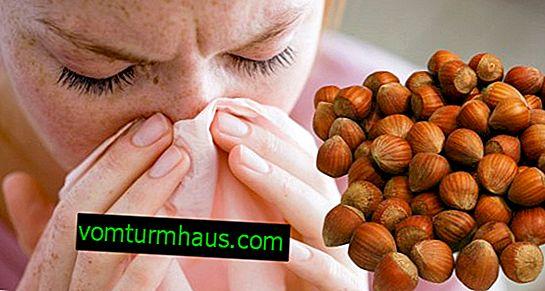 Лечение и профилактика на алергии към лешници