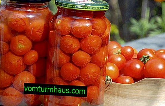Les meilleures recettes pour les tomates douces marinées et en conserve