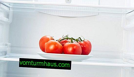 Ist es möglich, Tomaten im Kühlschrank zu lagern und wie man es richtig macht?